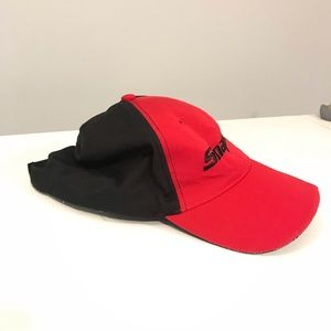 Snap-on Accessories - FREE with bundle! EUC Snap-On Hat